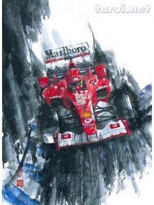 F1 Ferrari F2002