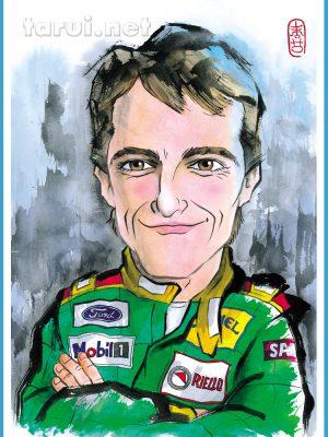 Alessandro Nannini / F1 Beneton