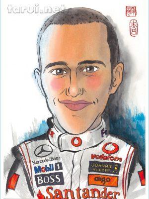Lewis Hamilton / F1 McLaren